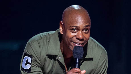 Chappelle is offensive and crude, but what he's doing is important